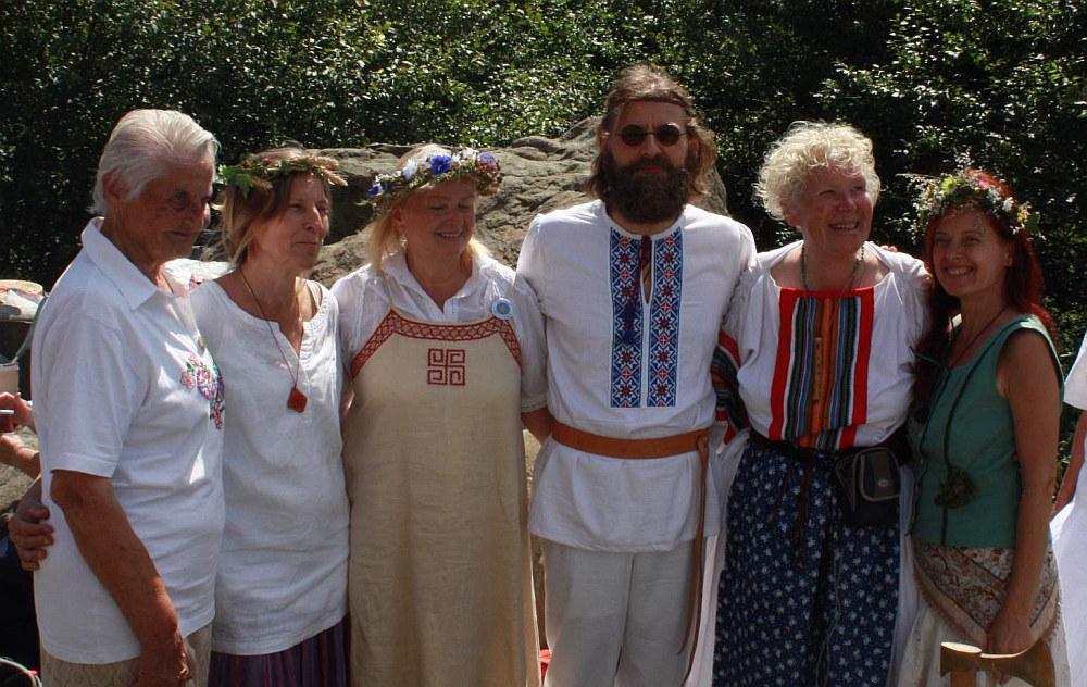 Pustevny 2016-08 Letní oslava boha Peruna 8