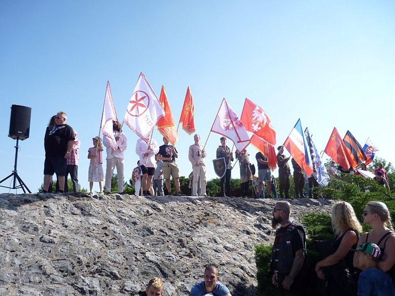 Oslavy státnosti a SNP na Jankovom vŕšku 10