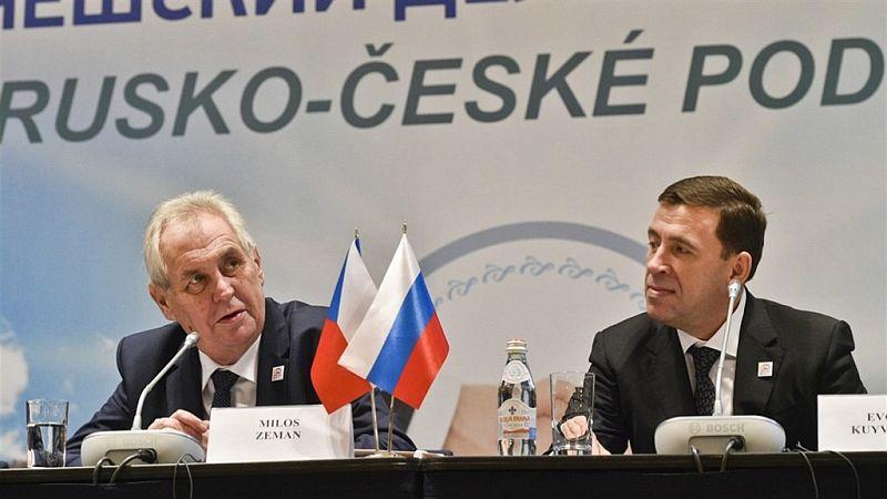 navstena Zemana v Rusku