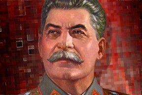 J.V. Stalin - fotka