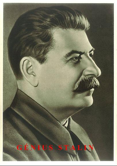 Josif Vissarionovic Stalin - kniha Genius Stalin