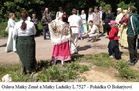 Oslava Matky Zeme a Matky Ladusky (Jaromerice)