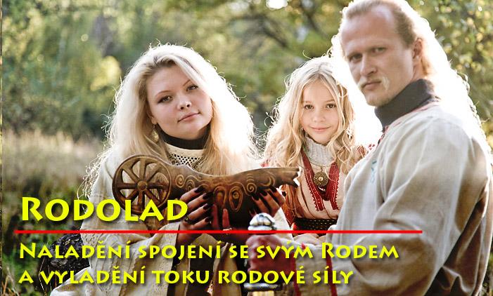 Rod a clovek (s textem)