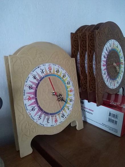 Slavjanske hodiny (Jaromerice)