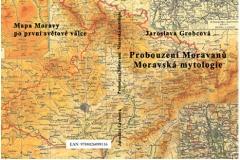 kniha Probouzení Moravanů od Jaroslavy Grobcové