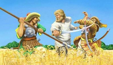 zajimave_clanky - CHARAKTERNÍCTVO - prastaré umenie Kazakov