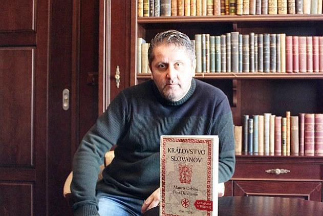 zajimave_clanky - Miloš Zverina a kniha Maura Orbiniho