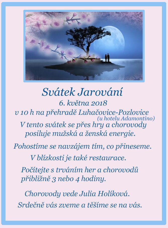 2018-05-06 Slovansky jarni svatek Jarovani
