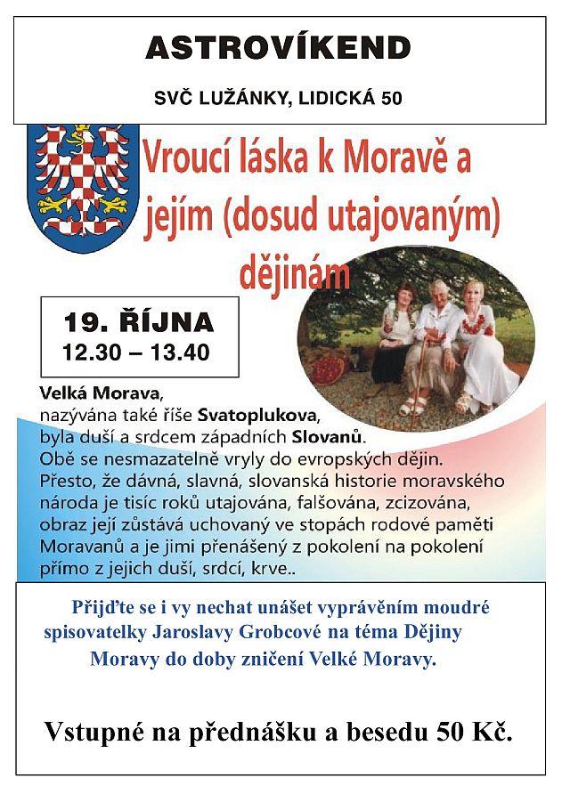 Astrovikend 19.10.2019 - Jaroslava Grobcova