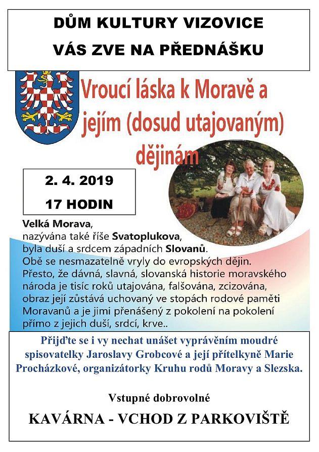 Jaroslava Grobcova - Vizovice 2019-04-02