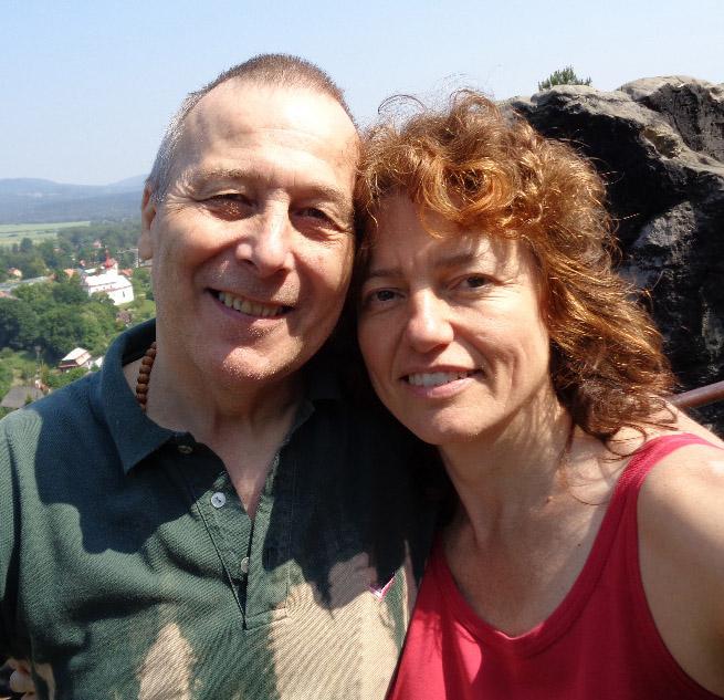 Pepa Endrych a Ilona Hlavnickova (web)