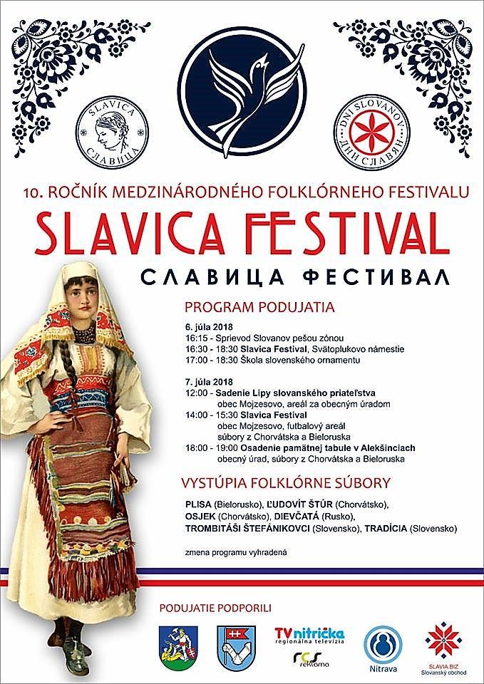 Slavica Festival 2018