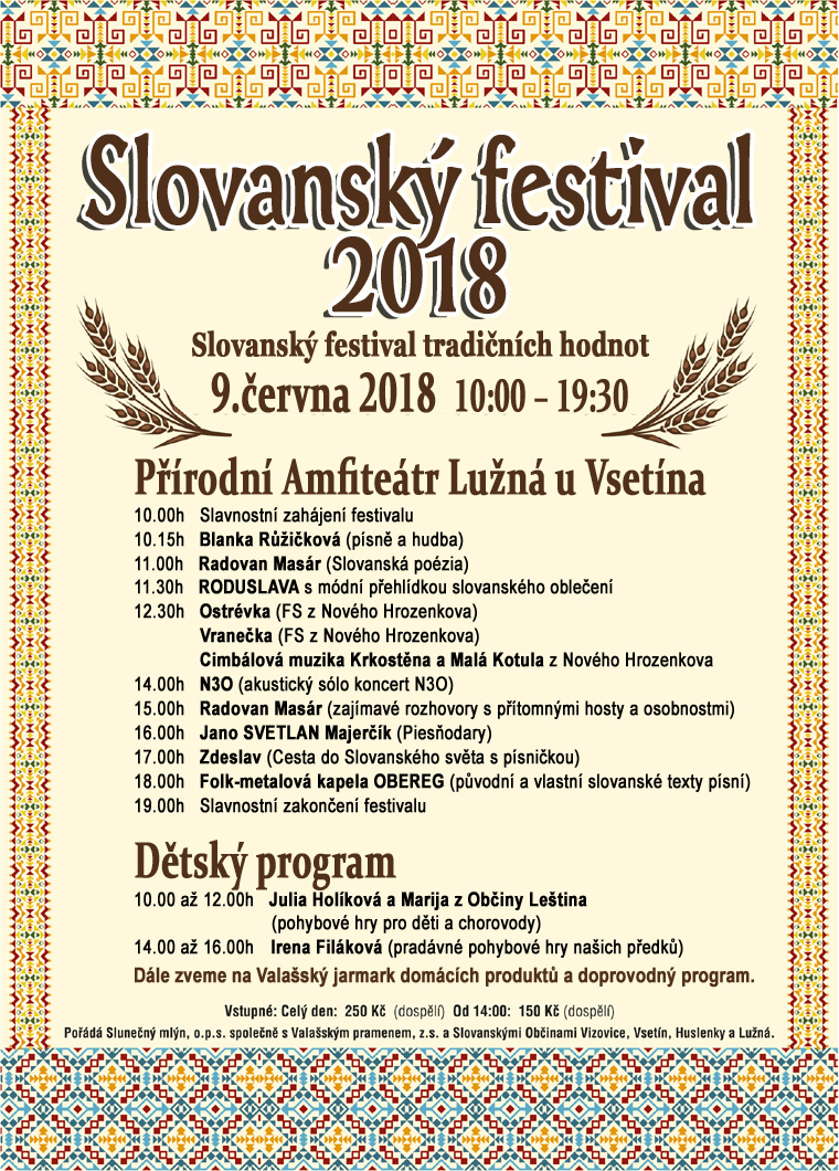 plakat Slovansky festival 2018 (A4, aktualni program 2) 760b