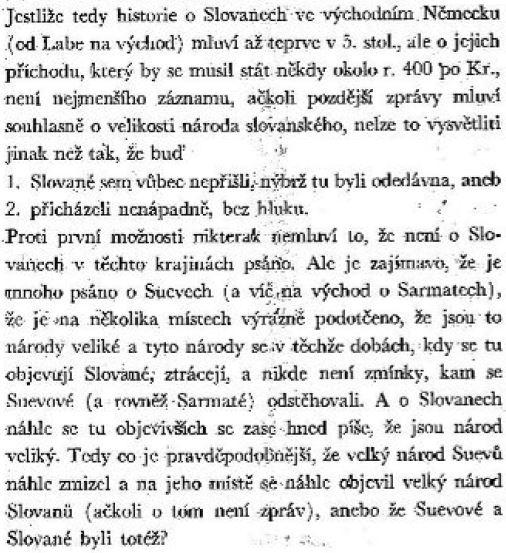 Metod Nečas - My před 2000 lety (úryvek Suevové)