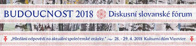 banner – 2018-04-28 BUDOUCNOST 2018 – Diskusni slovanske forum