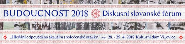 banner - 2018-04-28 BUDOUCNOST 2018 – Diskusni slovanske forum