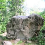 Klášťov - obětní místo boha Peruna